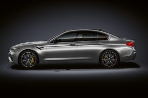 World Debut: 2019 BMW M5 Competition