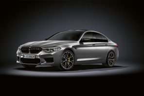 2019 BMW M5 Competition – Executive Summary