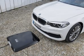 BMW Wireless Charging In Detail