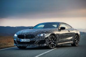 Inside Look at the 2019 BMW M850i Chassis and Drivetrain Testing