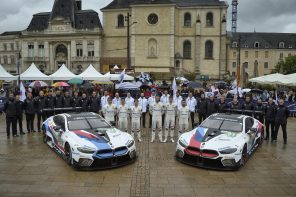 BMW Prepares for its Return to LeMans This Weekend