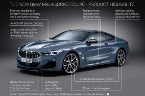 Executive Summary: 2019 BMW 8 Series