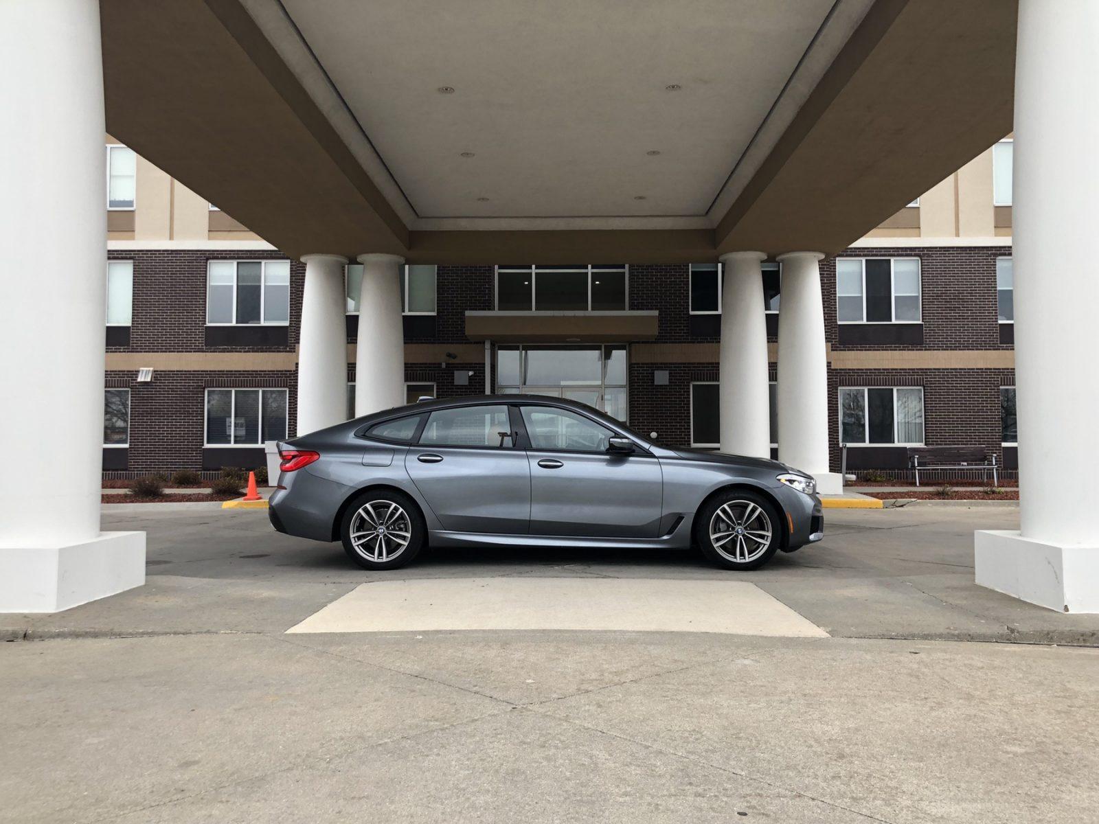 2018 BMW 5 SERIES GT