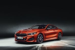 World Premier: 2019 BMW 8 Series