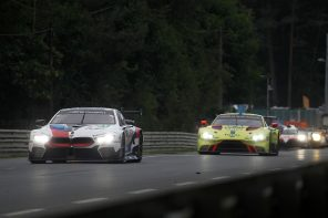 BMW M8 GTE Finishes in 12th at LeMans