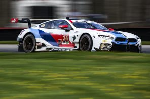 BMW Team RLL Preps for Watkins Glen This Weekend