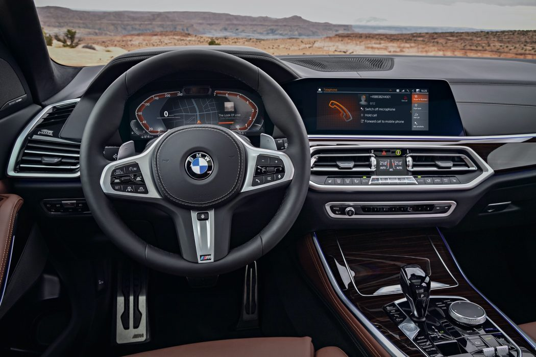 BMW to Begin Using Over the Air Updates for Software