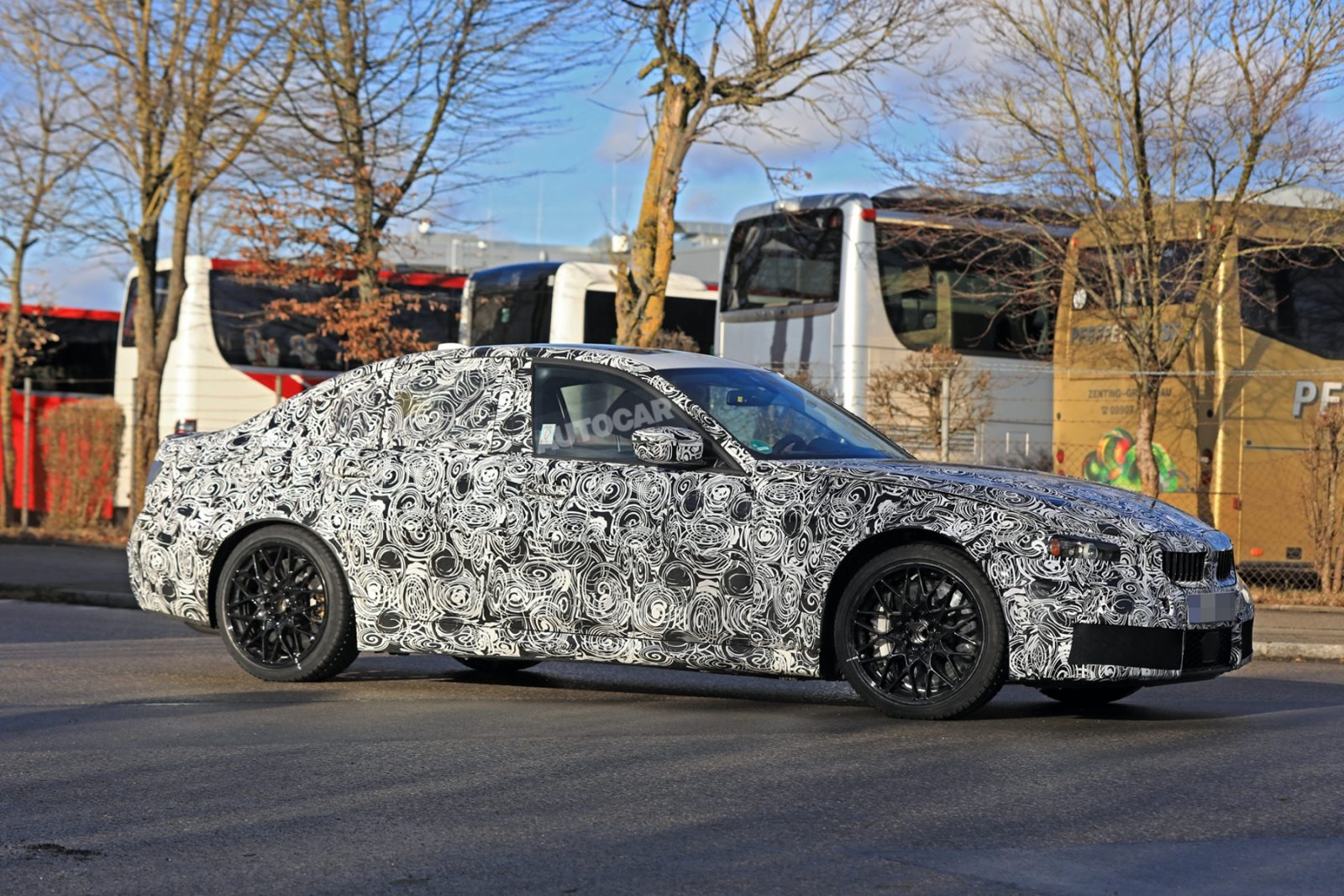 next generation BMW M3 and M4