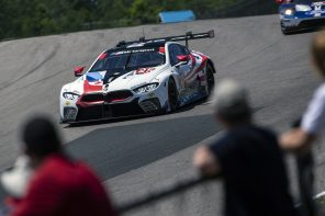 BMW Team RLL Has a Rough Weekend in Canada