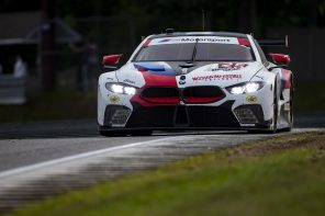 BMW Team RLL Have a Dissapointing Weekend at Lime Rock