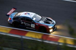 BMW Wins the 24 Hours of Spa