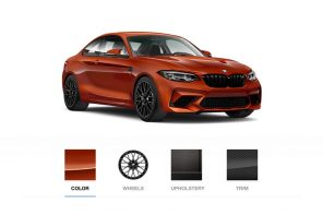BMWUSA Launches BMW M2 Competition Configurator