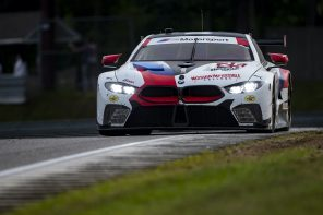 BMW Team RLL Has its Strongest Race of the Year at Road America
