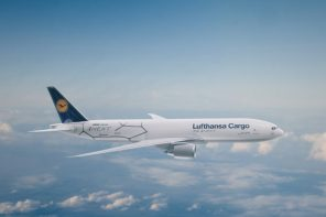 BMW to Unveil Latest iNext Concept via a Lufthansa Boeing 777F