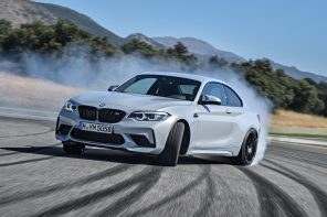 BMW M2 Competition Videos From the Ascari Press Launch
