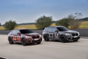 BMW Previews the X3 M and X4 M
