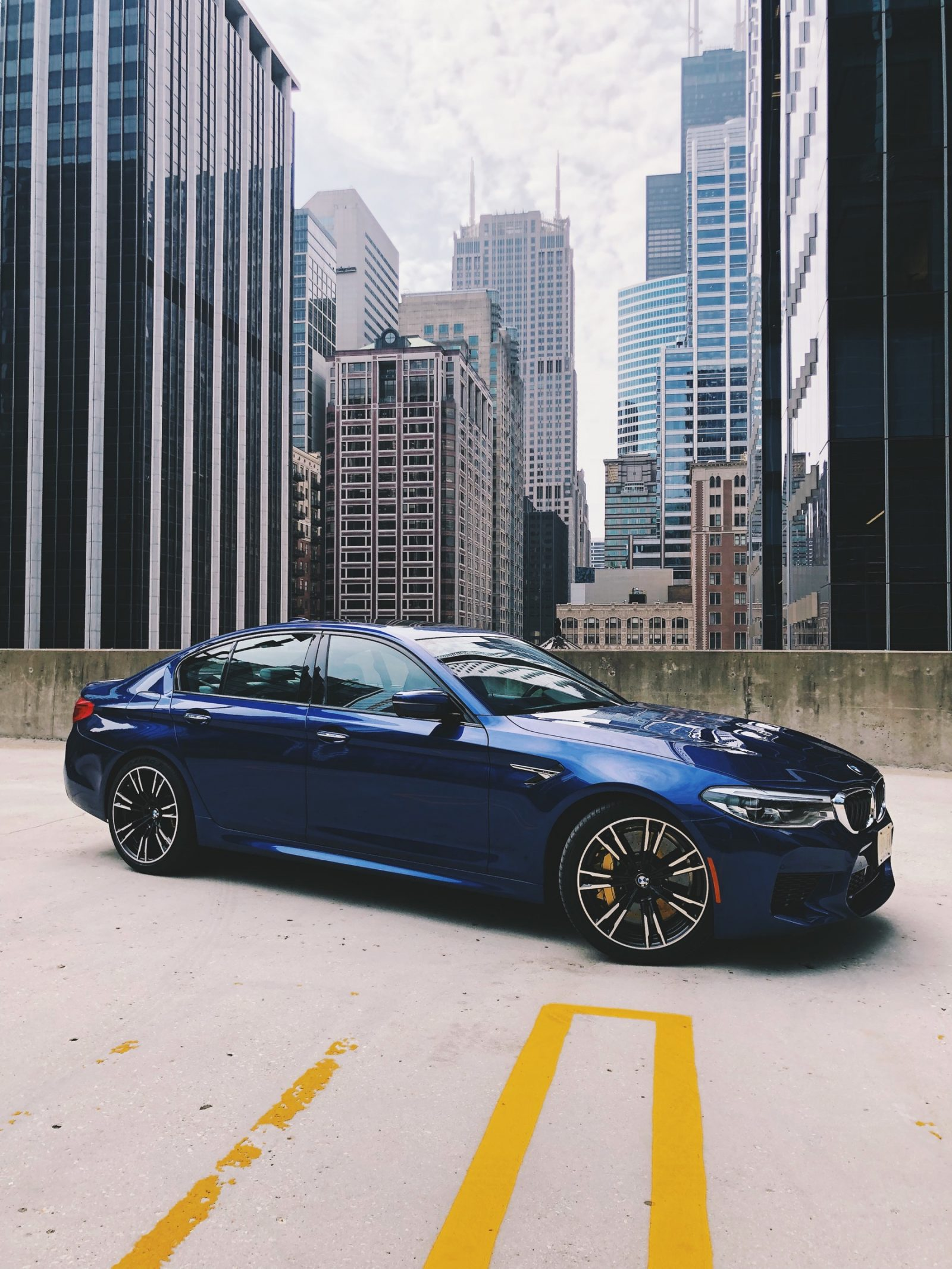Bmw M5 Review One Week In The Fastest Most Capable M5 Of All Time
