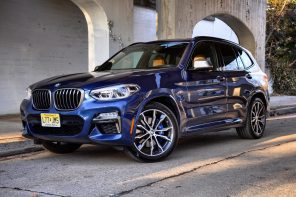 Review: BMW X3 M40i – The X3 Comes into its Own