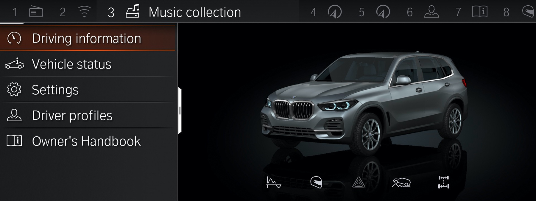 BMW's All Digital Cockpit and iDrive 7 0 Detailed - BimmerFile