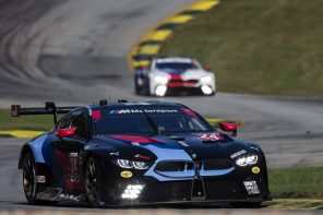 BMW Team RLL Finishes the Season Strong with a Podium at Petit LeMans