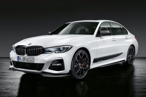 First Look: BMW G20 3 Series M Performance Parts