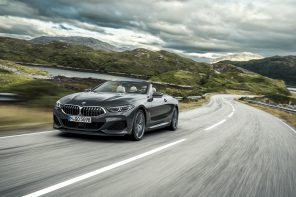 World Premier: 2019 BMW 8 Series Convertible