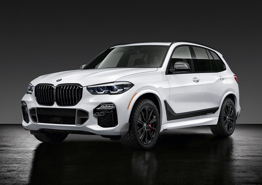 The 2019 Bmw X5 M Performance Accessories Are Here Bimmerfile