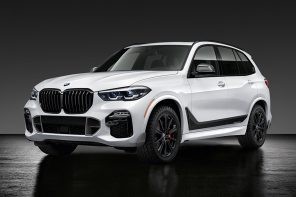 2019 BMW X5 Gets 5 Stars from European Crash Testing