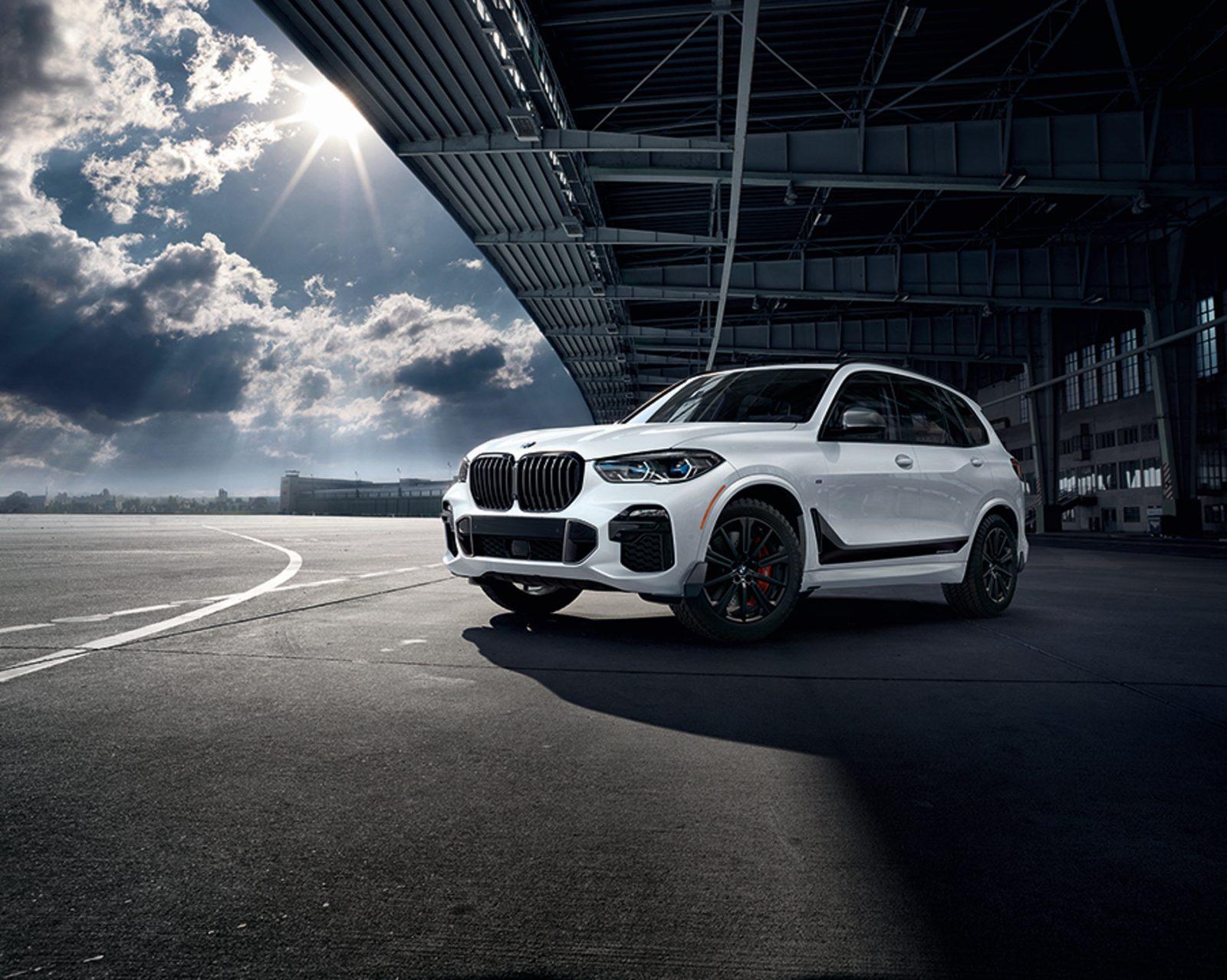 BMW X5 M Performance Accessories