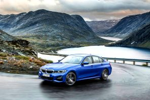 World Premier: All New 2019 BMW 3 Series