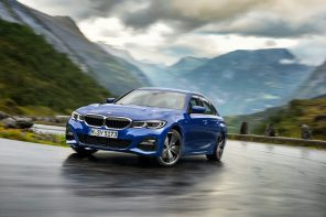 The First BMW G20 3 Series Video