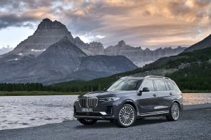 World Premier: The First-Ever 2019 BMW X7