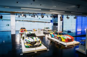 BMW Art Car Display Coming to Munich