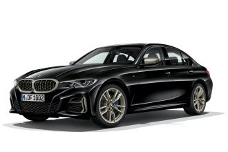 global BMW Sales 2020 BMW M340i Sedan