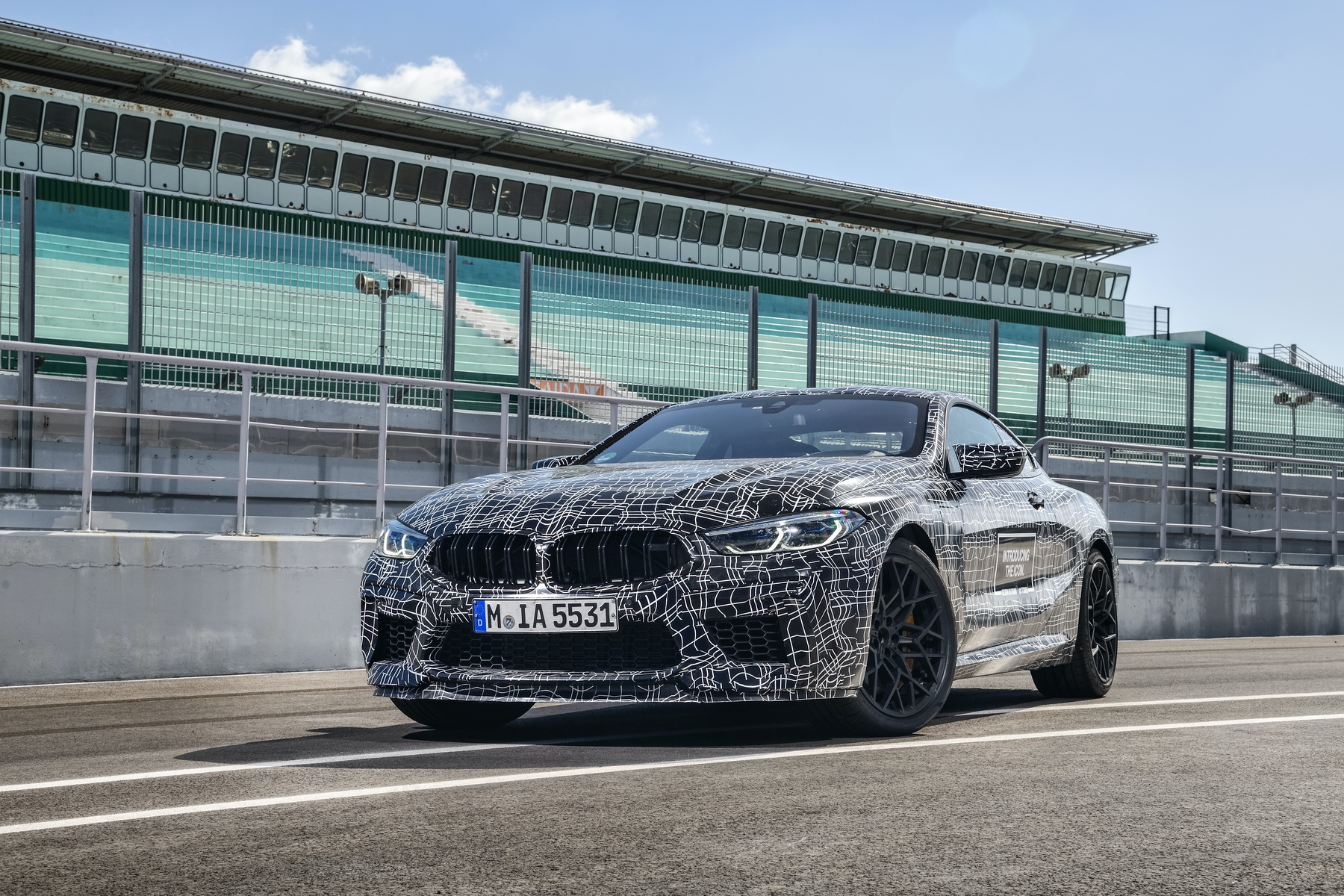The Bmw M8 Official Preview And Photo Gallery Bimmerfile