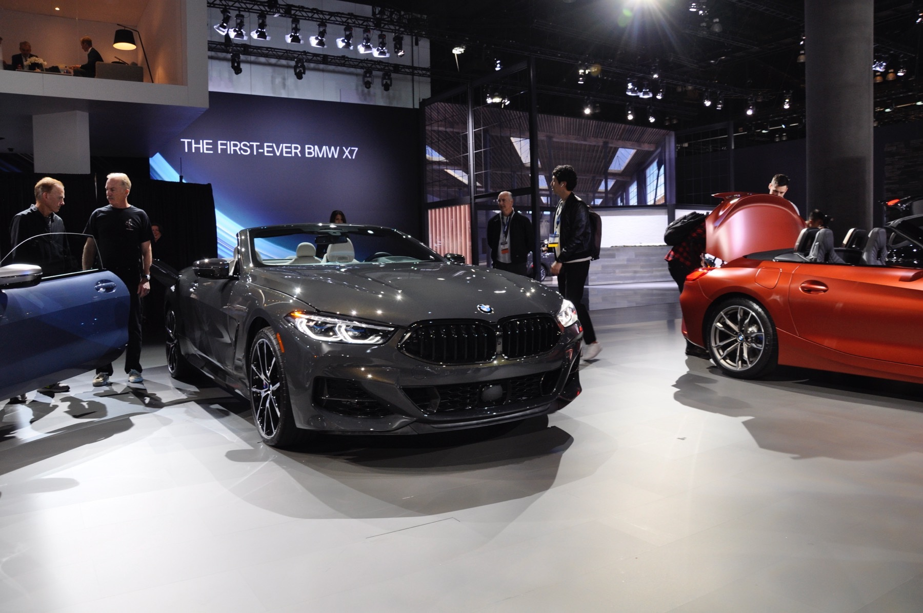 2018 La Auto Show Gallery Hands On With The New Bmw 3
