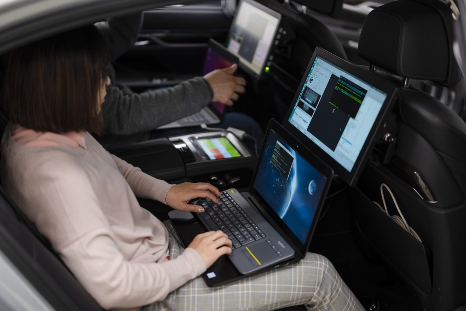 BMW Autonomous Driving Program