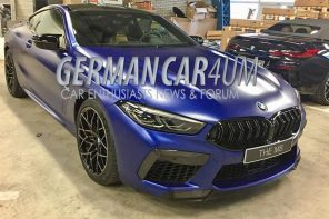 The 2020 BMW M8 Competition Leaked
