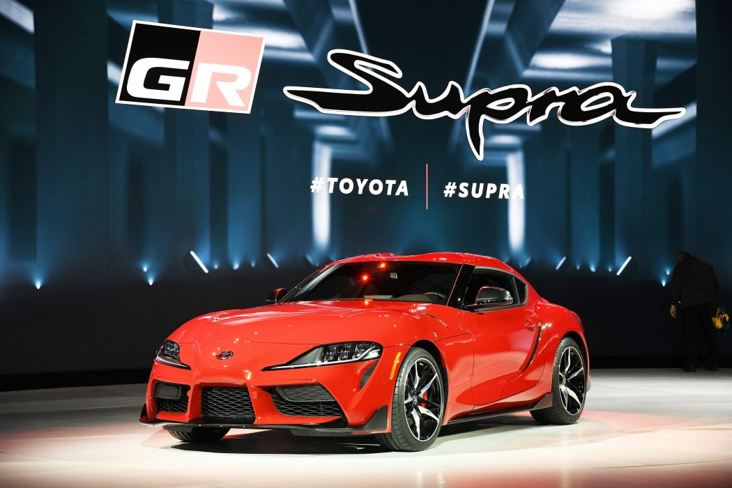 The 2020 Toyota Supra The Bmw Coupe We Ve Always Wanted Bimmerfile