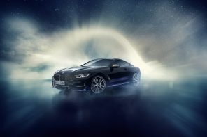 BMW Individual Shows off M850i Night Sky Literally Made from Meteors