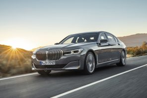 World Premier: The Redesigned 2020 BMW 7 Series