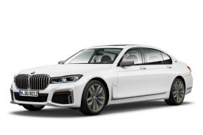 The 2020 BMW 7 Series Leaked