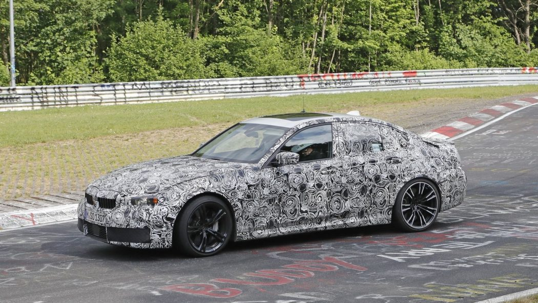 Next Generation Bmw M3 And M4 To Be Offered In Pure Rwd Manual