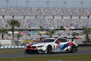 IMSA Kicks off with BMW Team RLL & Alex Zanardi at the 24 Hours of Daytona