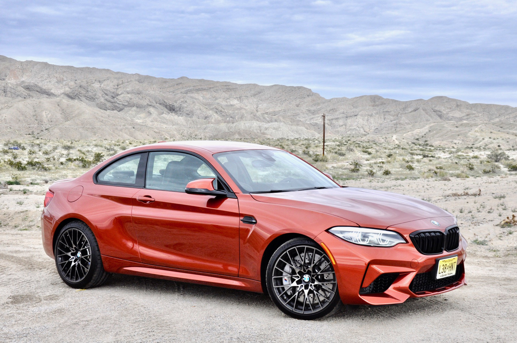 Review Bmw M2 Competition On The Road At The Track Bimmerfile
