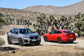 World Debut: First Ever BMW X3M and X4M Including Competition Models