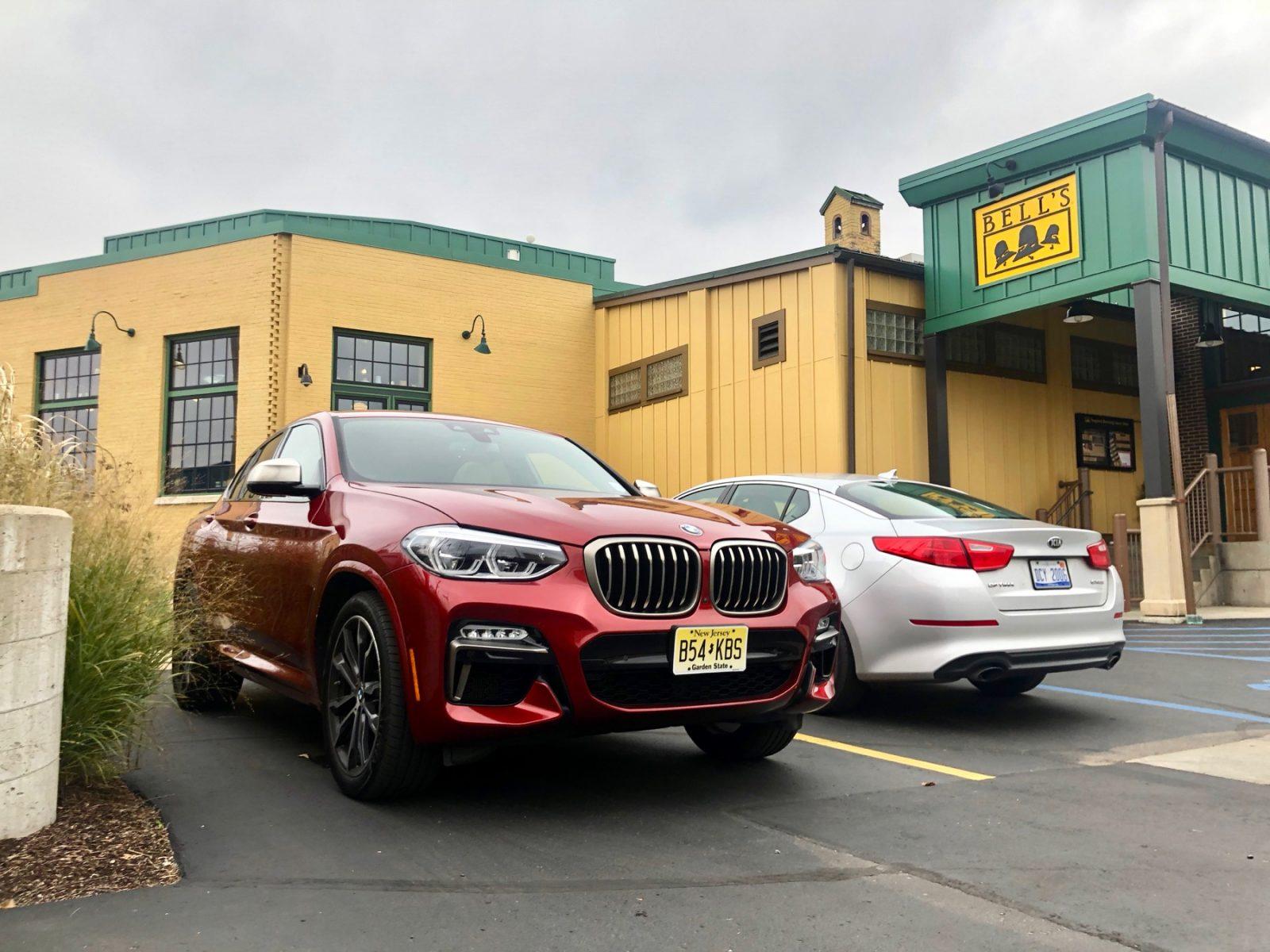 BMW 2019 X4 M40i