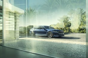 World Debut: The 205 MPH 2020 ALPINA B7