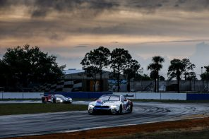 BMW Team RLL Comes Fourth and Seventh at Sebring