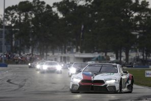 BMW Motorsport Super Weekend Part 1: Team MTEK Claims a Podium at Sebring
